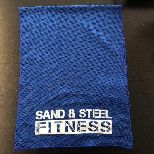 Microfiber Gym Towel for Workouts