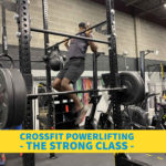 CrossFit Powerlifting The Strong Class 2