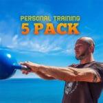 Personal Training Alexandria VA 5 Pack