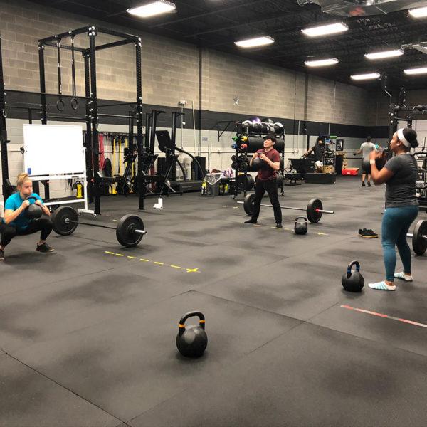 Strong Powerlifting Alexandria VA