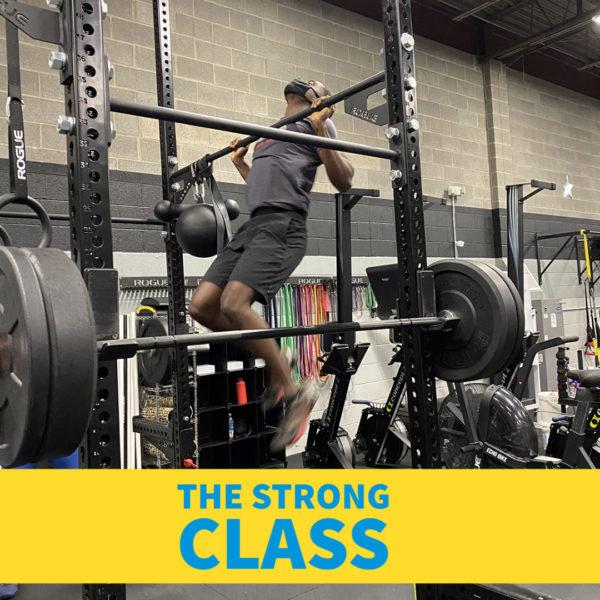 The Strong Powerlifting Alexandria VA