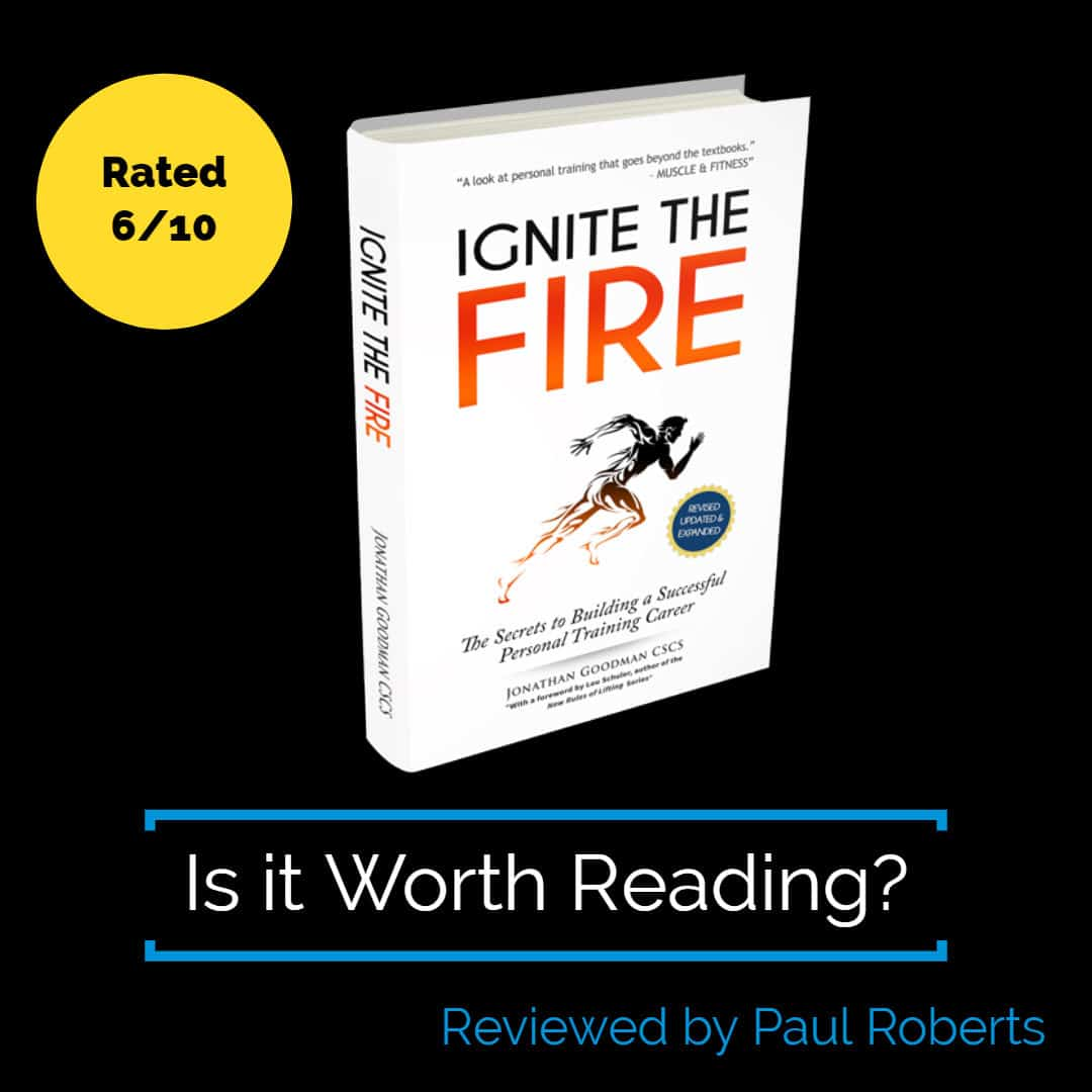 Book Review - Ignite the Fire Review by John Goodman