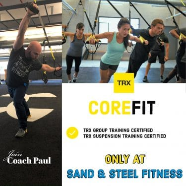 CoreFit TRX Group Certified