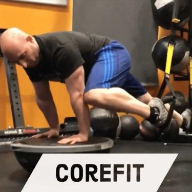 CoreFit TRX Kettlebell
