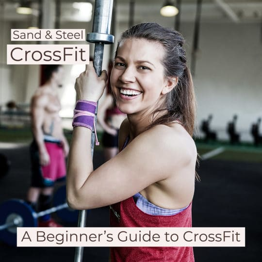 CrossFit Alexandria VA for Beginners Sand and Steel