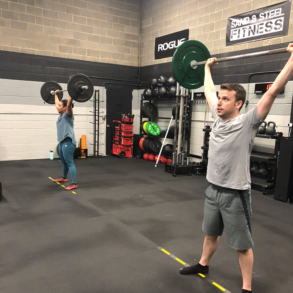 CrossFit Class Alexandria VA