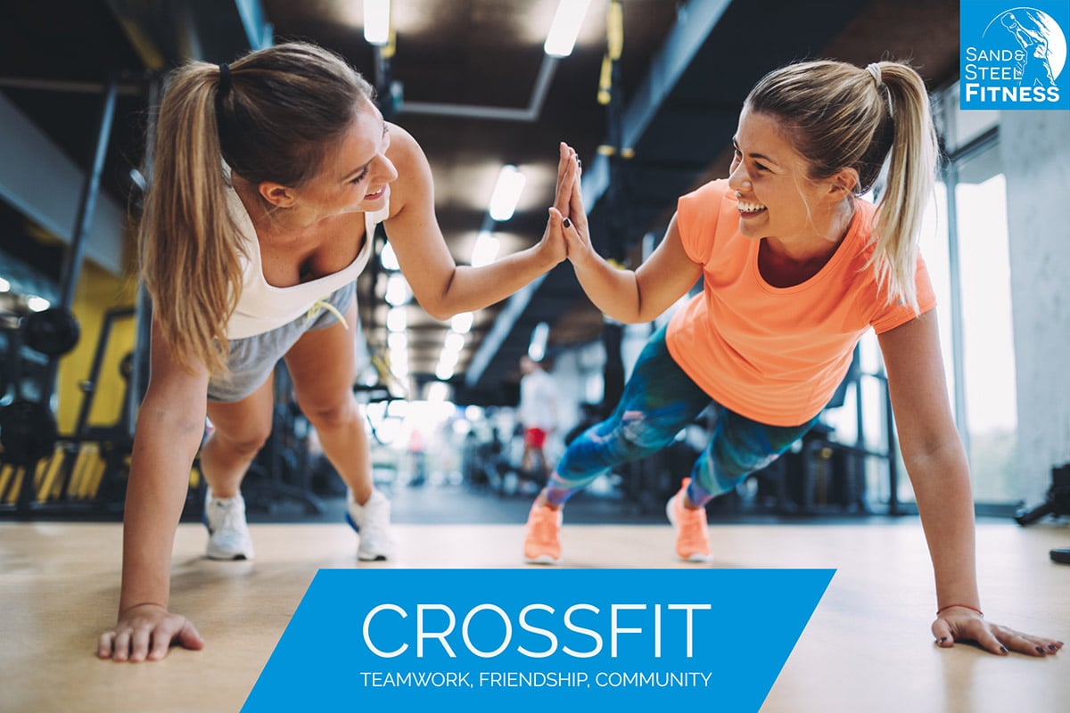 CrossFit Community Alexandria VA