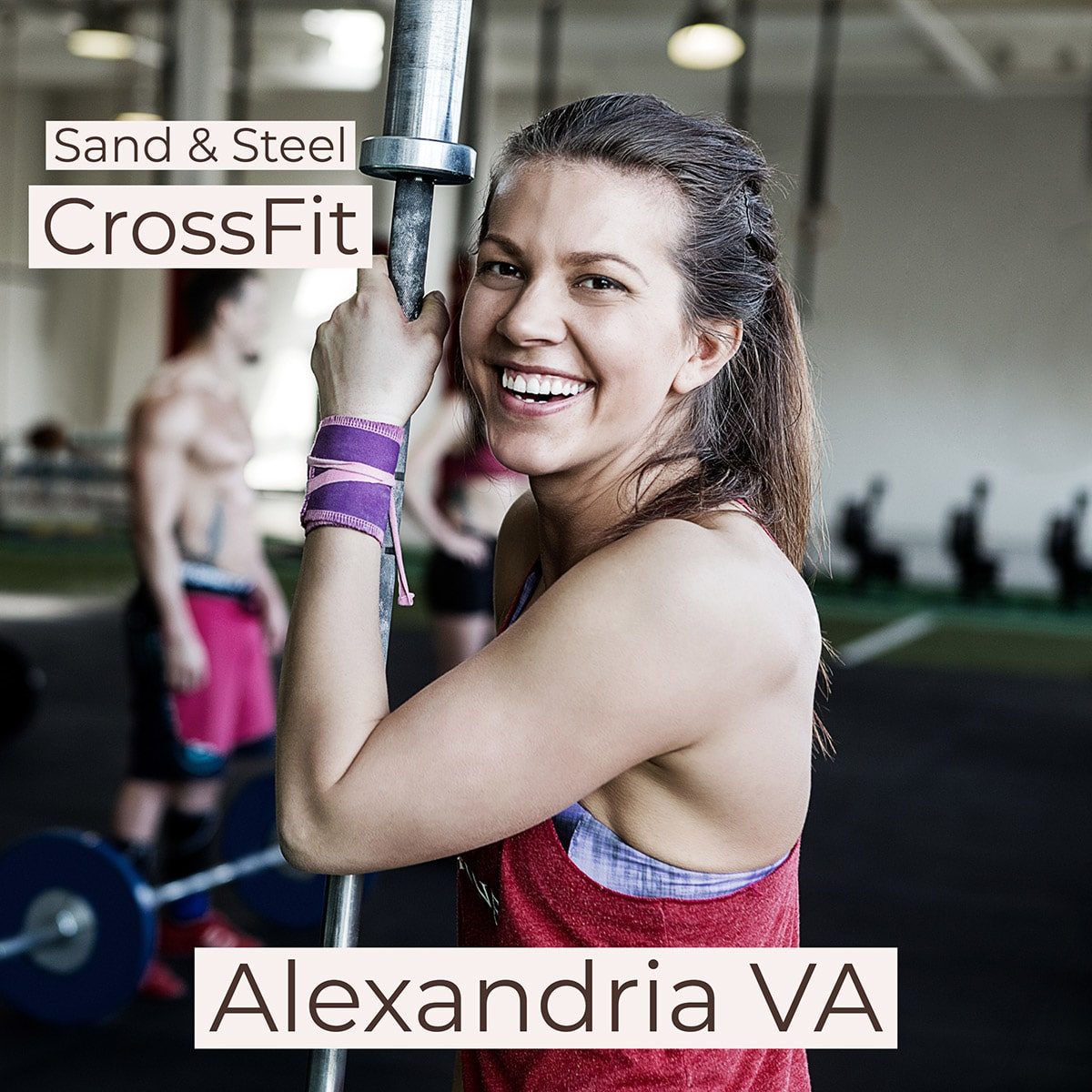 CrossFit Alexandria VA Sand and Steel