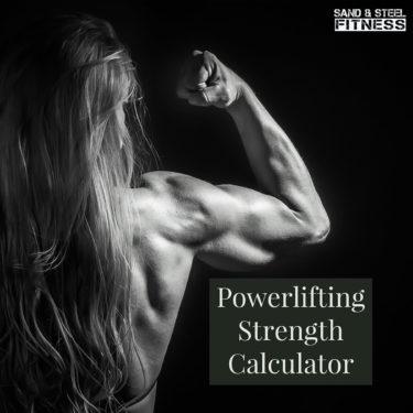 Powerlifting Strength Calculator