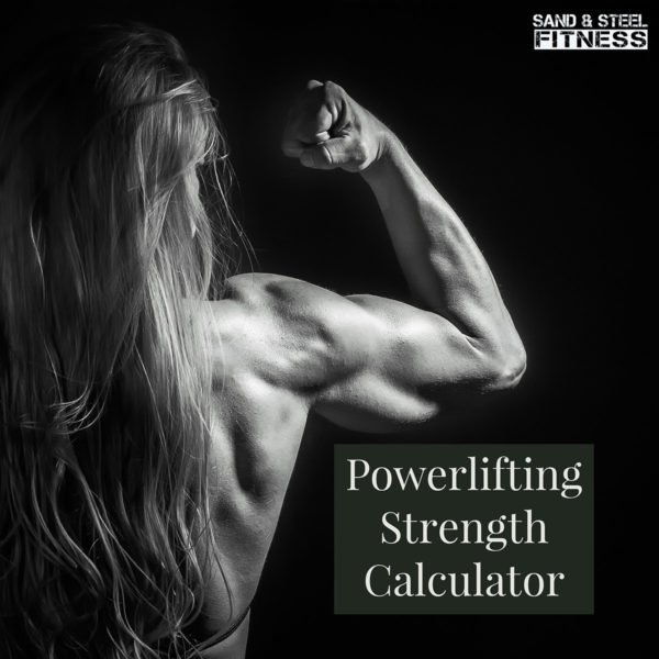 Powerlifting Strength Calculator