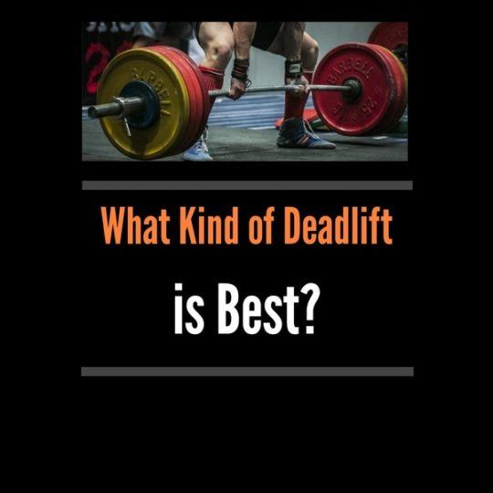 Deadlift Variations in Powerlifting