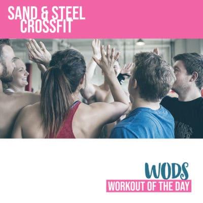 Alexandria CrossFit Workouts Program
