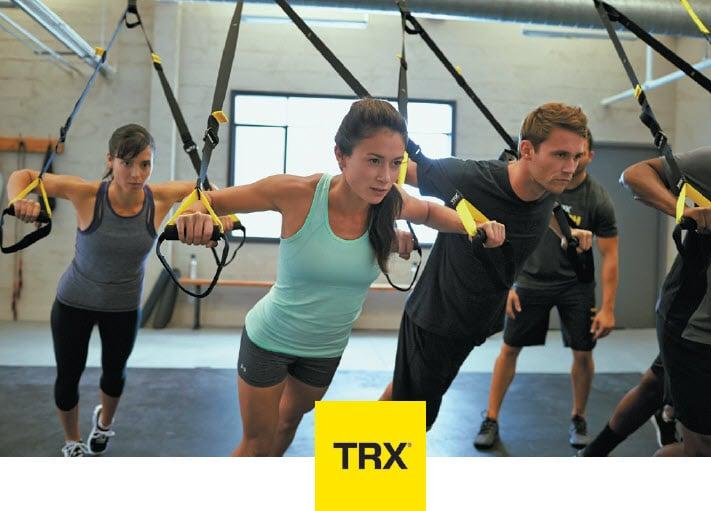 CoreFit TRX Group Training