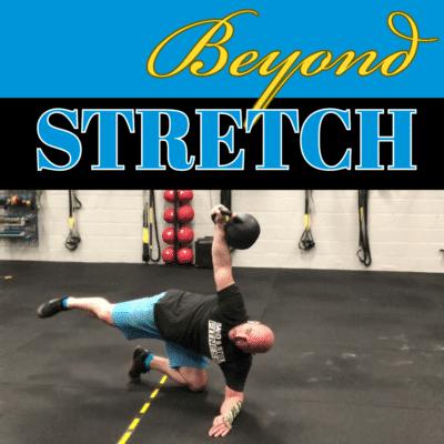 Beyond Stretch: A Kinstretch Class