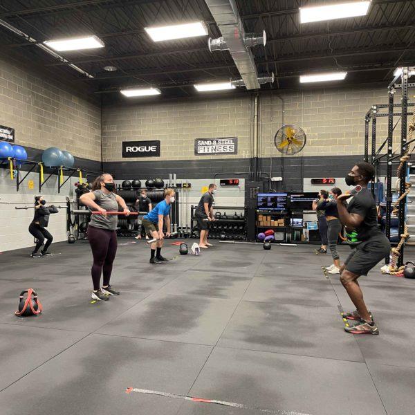 CrossFit Metcon
