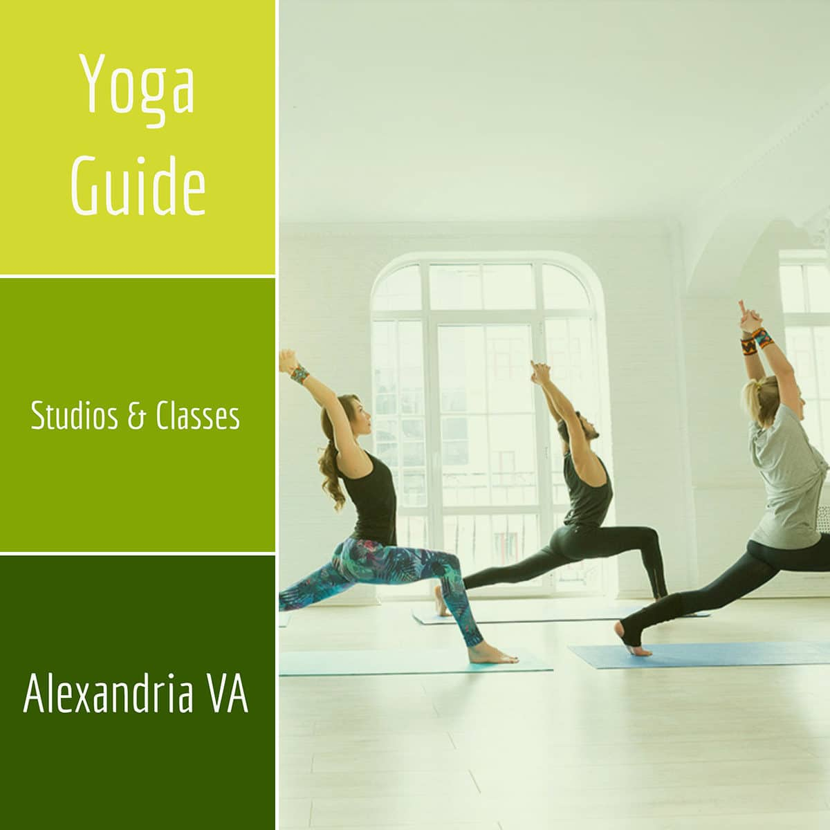 Yoga Alexandria VA Studios & Classes