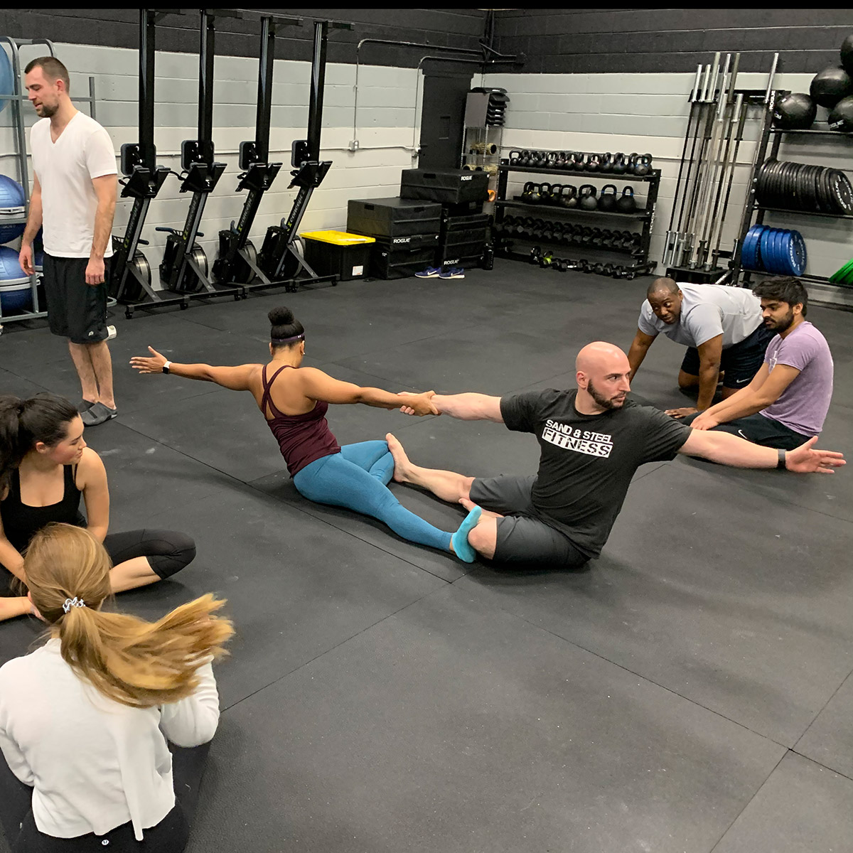 Fitness Classes Overview Sand And Steel Fitness