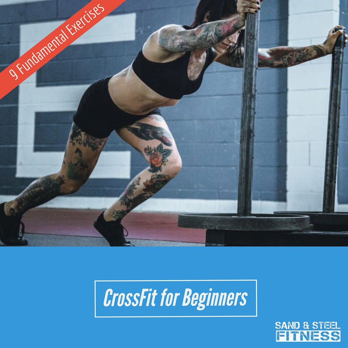 CrossFit for Beginners - Nine Fundamental Exercises