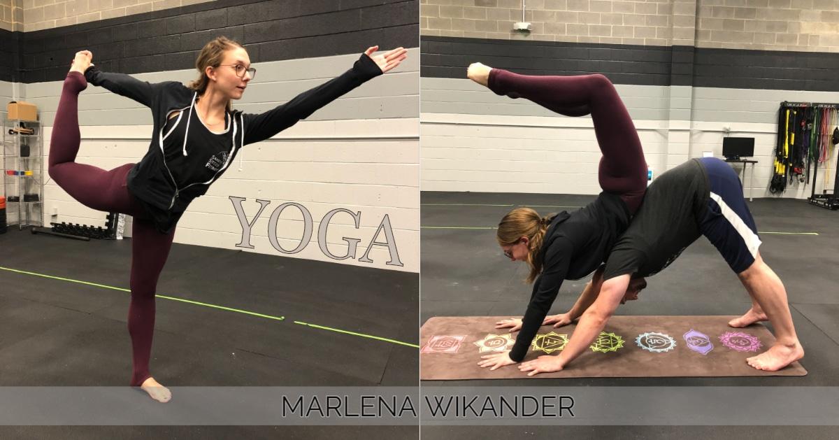 Marlena Wikander Yoga Teacher