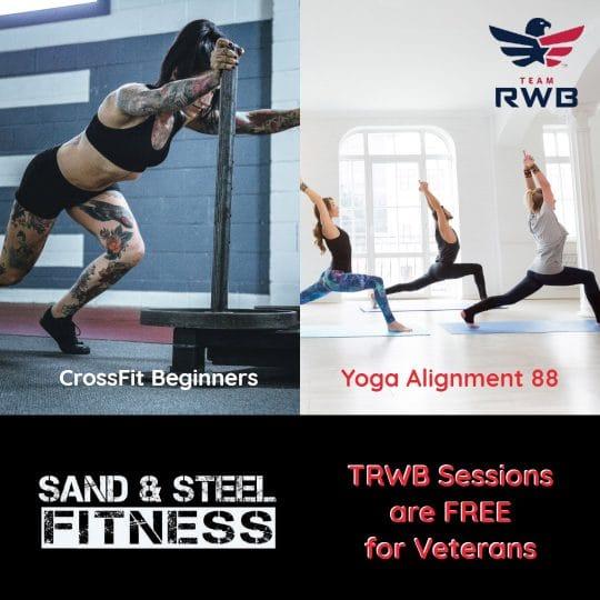 TRWB Yoga CrossFit