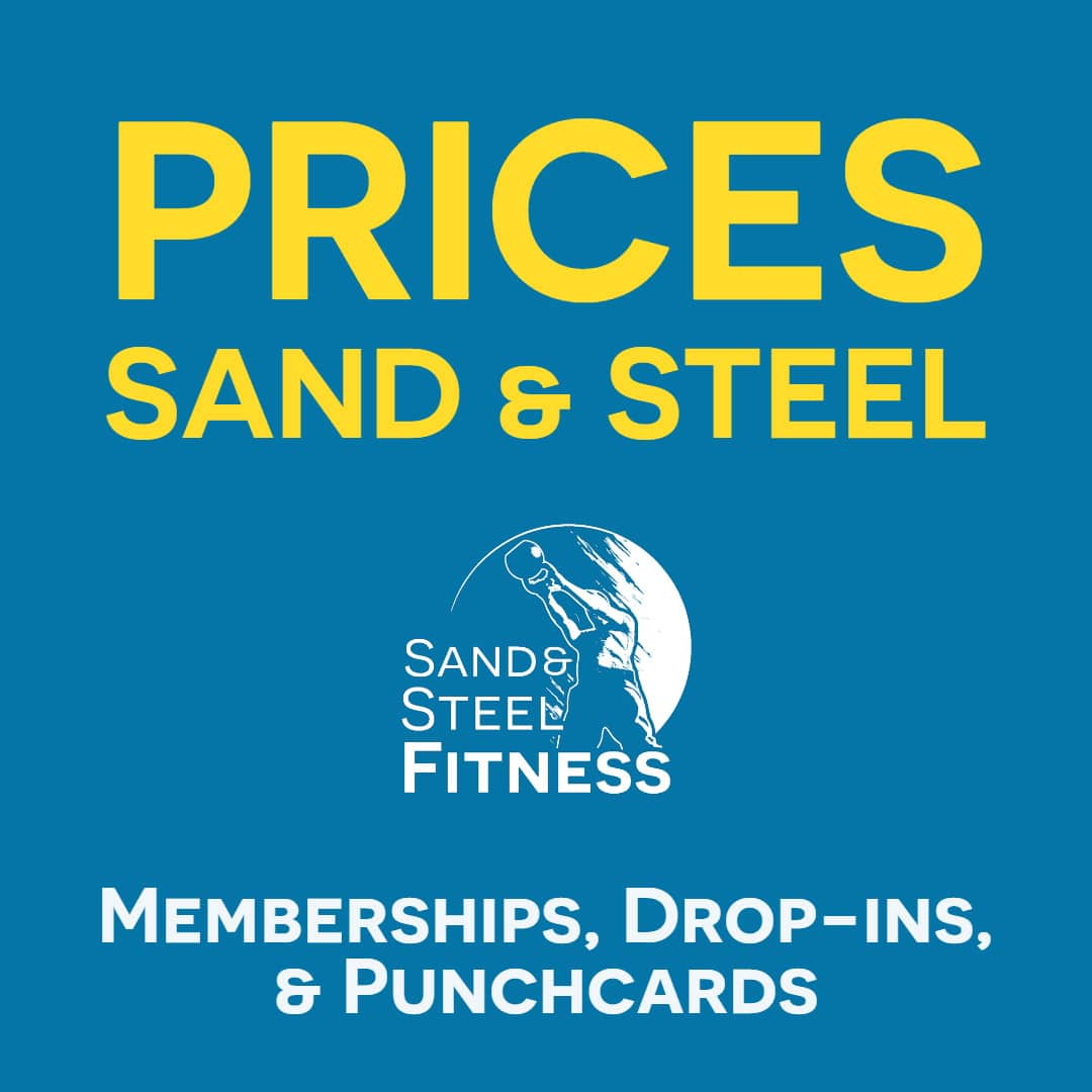 Prices Personal Training, CrossFit, Yoga