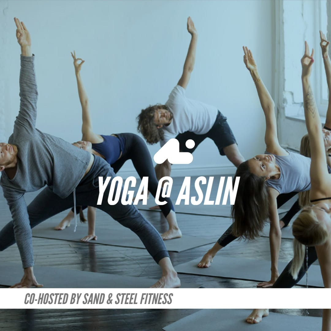 Yoga @ Aslin Brewery