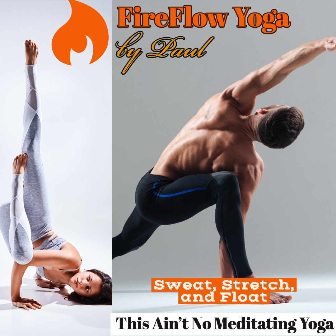 Fire Flow Yoga