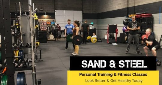 Sand and Steel Personal Training, Yoga, CrossFit Fitness Classes Springfield VA Alexandria VA
