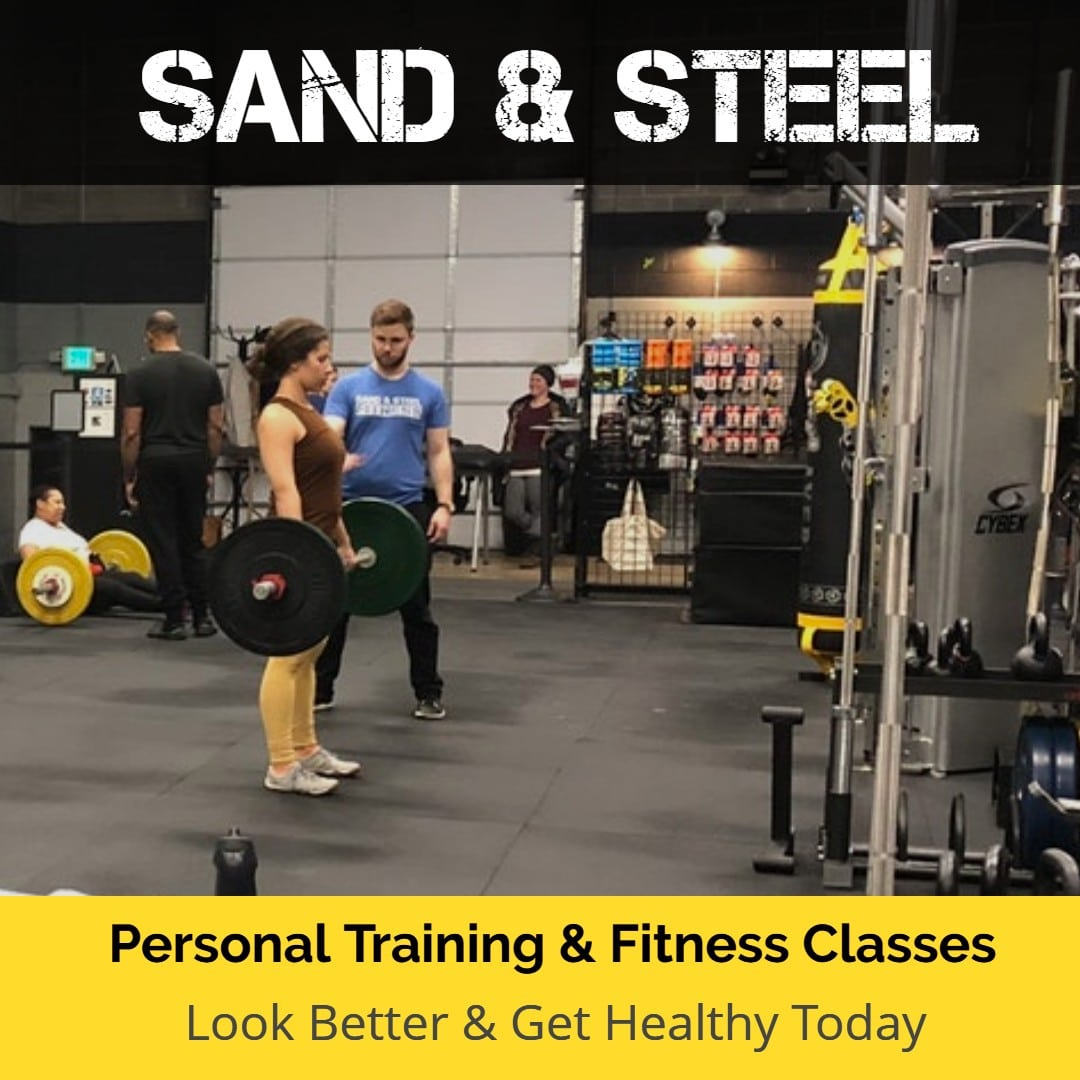 Sand & Steel Fitness Gym. Personal Training, Open Gym & CrossFit