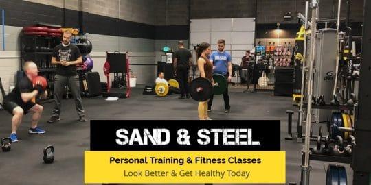 Sand and Steel Personal Training, Yoga, CrossFit Fitness Classes Springfield VA Alexandria VA