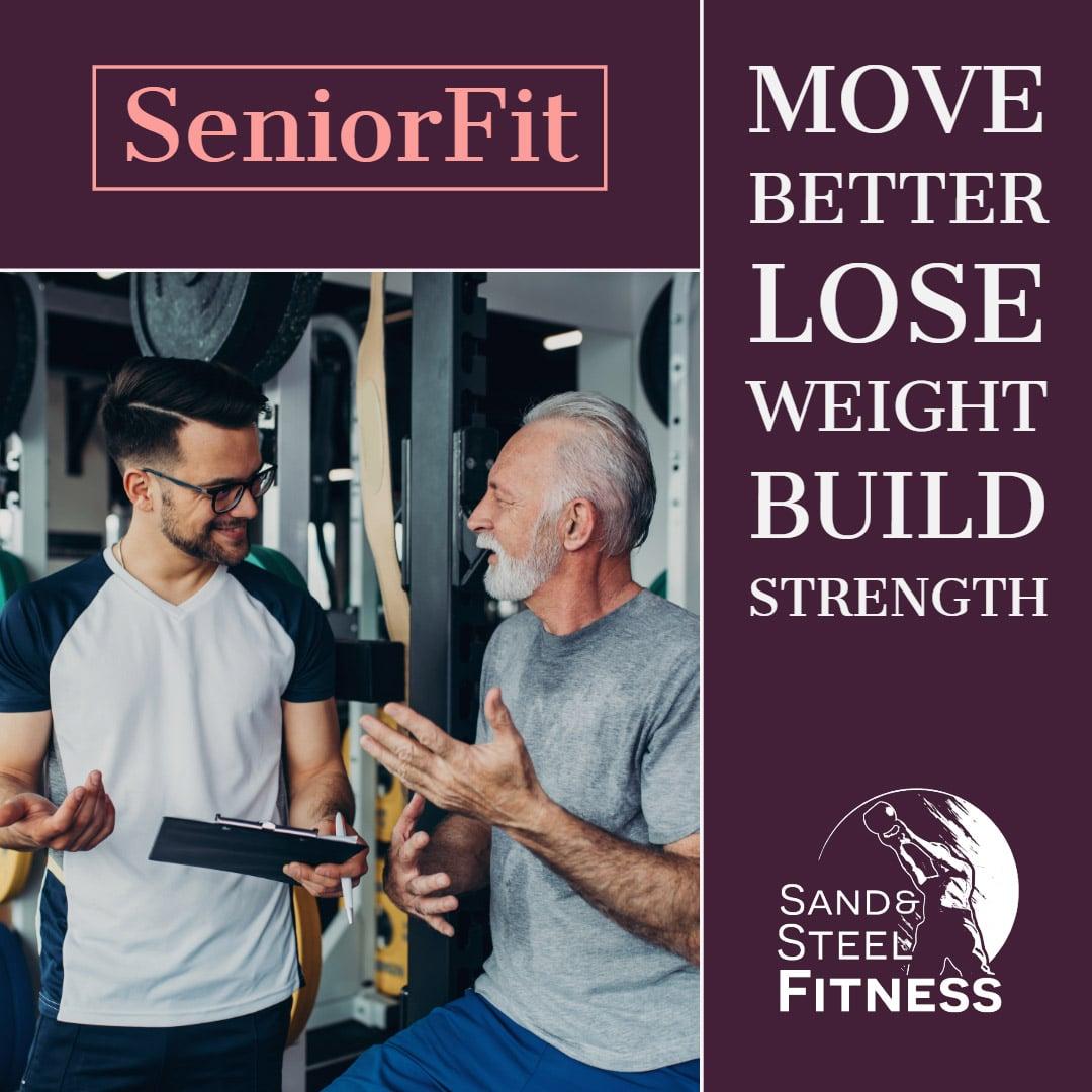 SeniorFit Senior Fitness Class