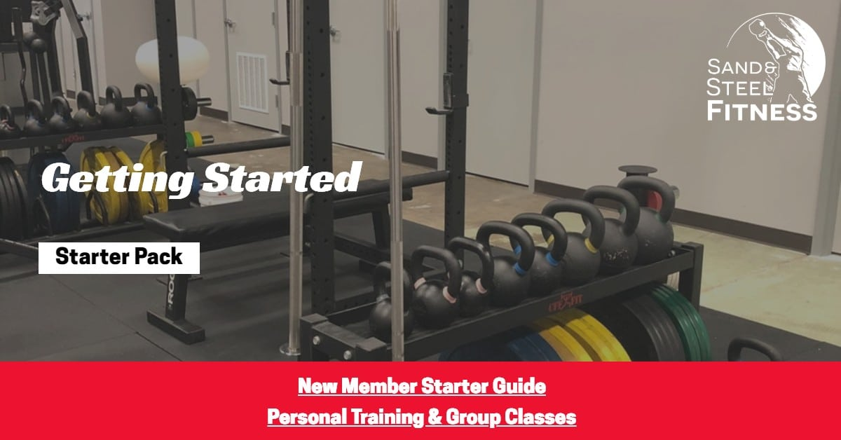 Starter Pack Personal Training near Springfield VA FB