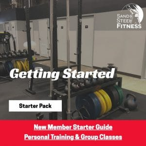 Starter Pack Personal Training near Springfield VA