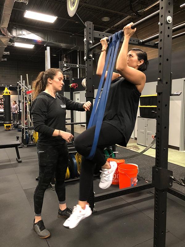 Gisele CrossFit Coach