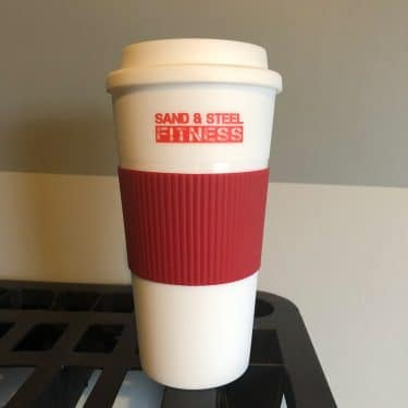 SSF Coffee Tumbler Travel Mug