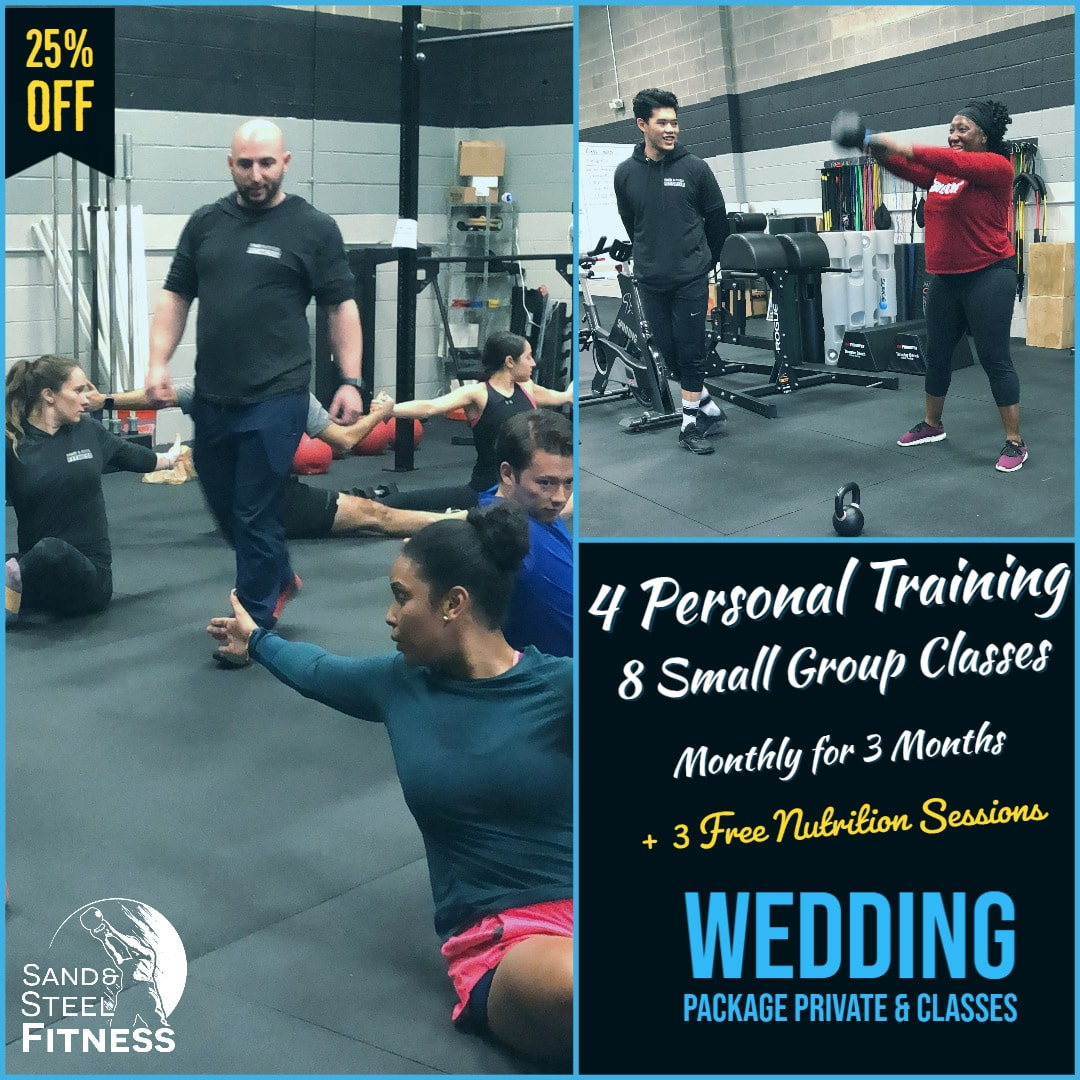 Wedding Workout Plan Private and Classes