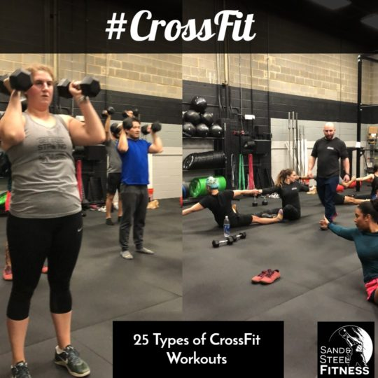 25 Types of CrossFit Workouts CrossFit Near Me Alexandria VA