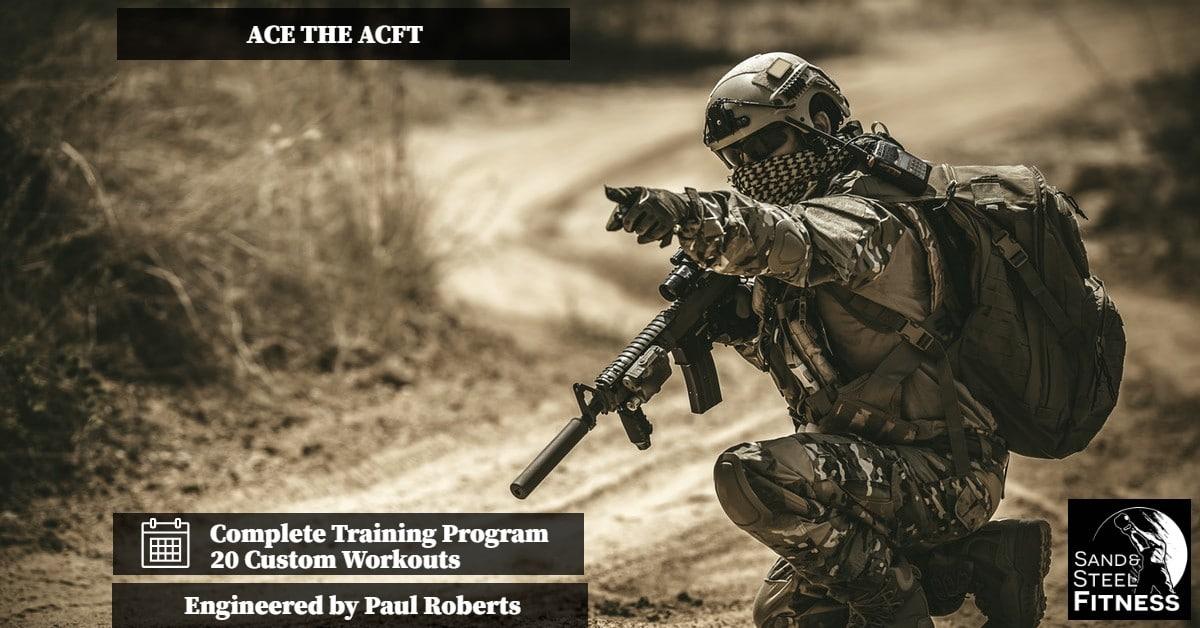 ACFT Workout Plan