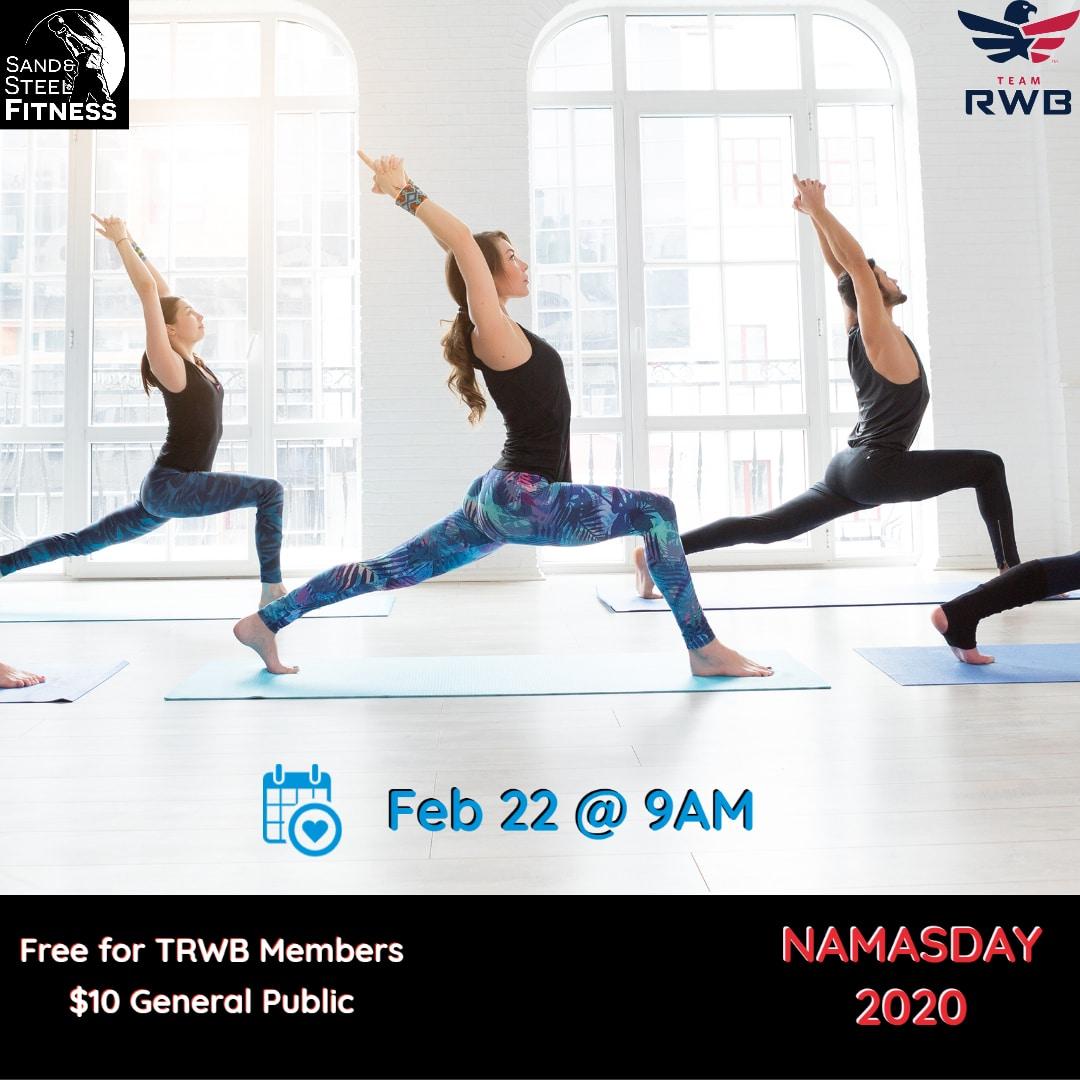 Free Yoga Class