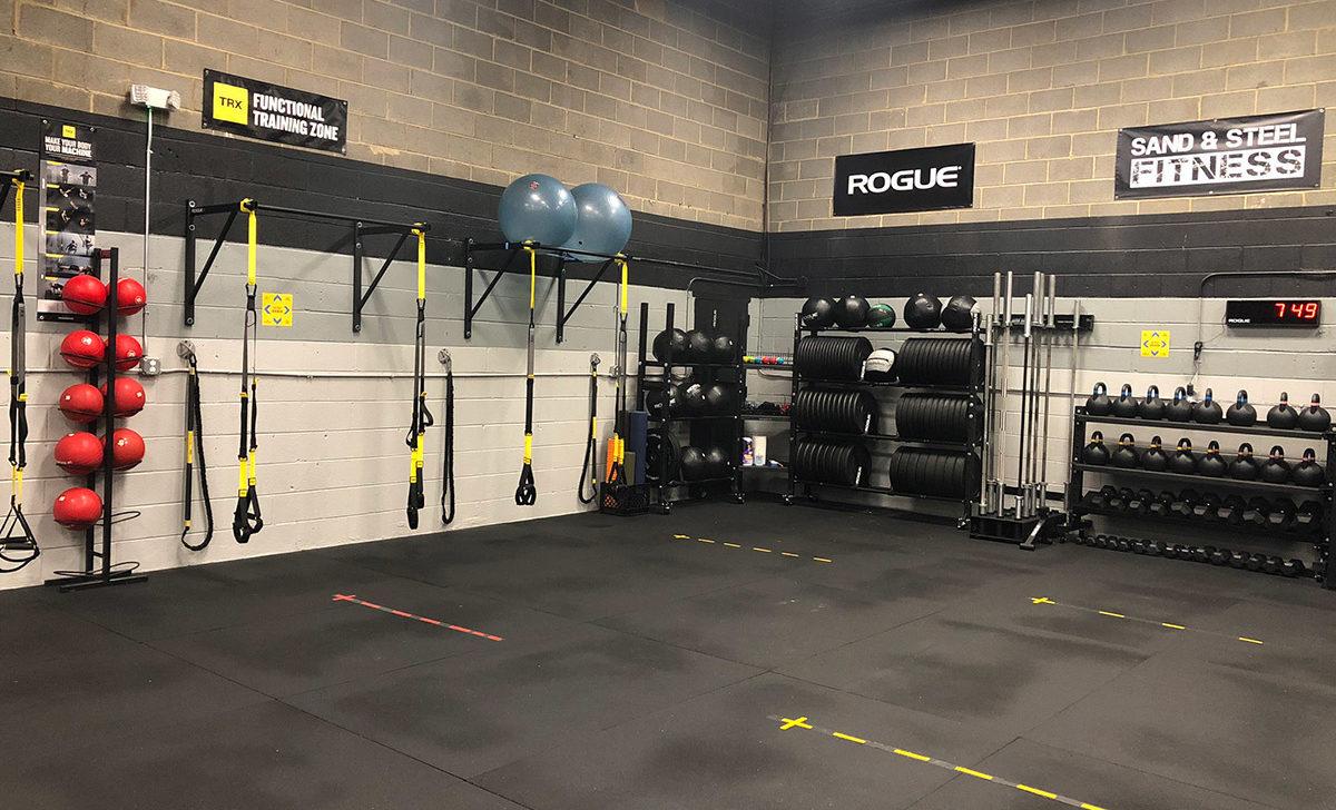 Open Gym Alexandria VA