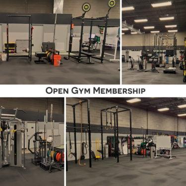 Open Gym Membership Alexandria