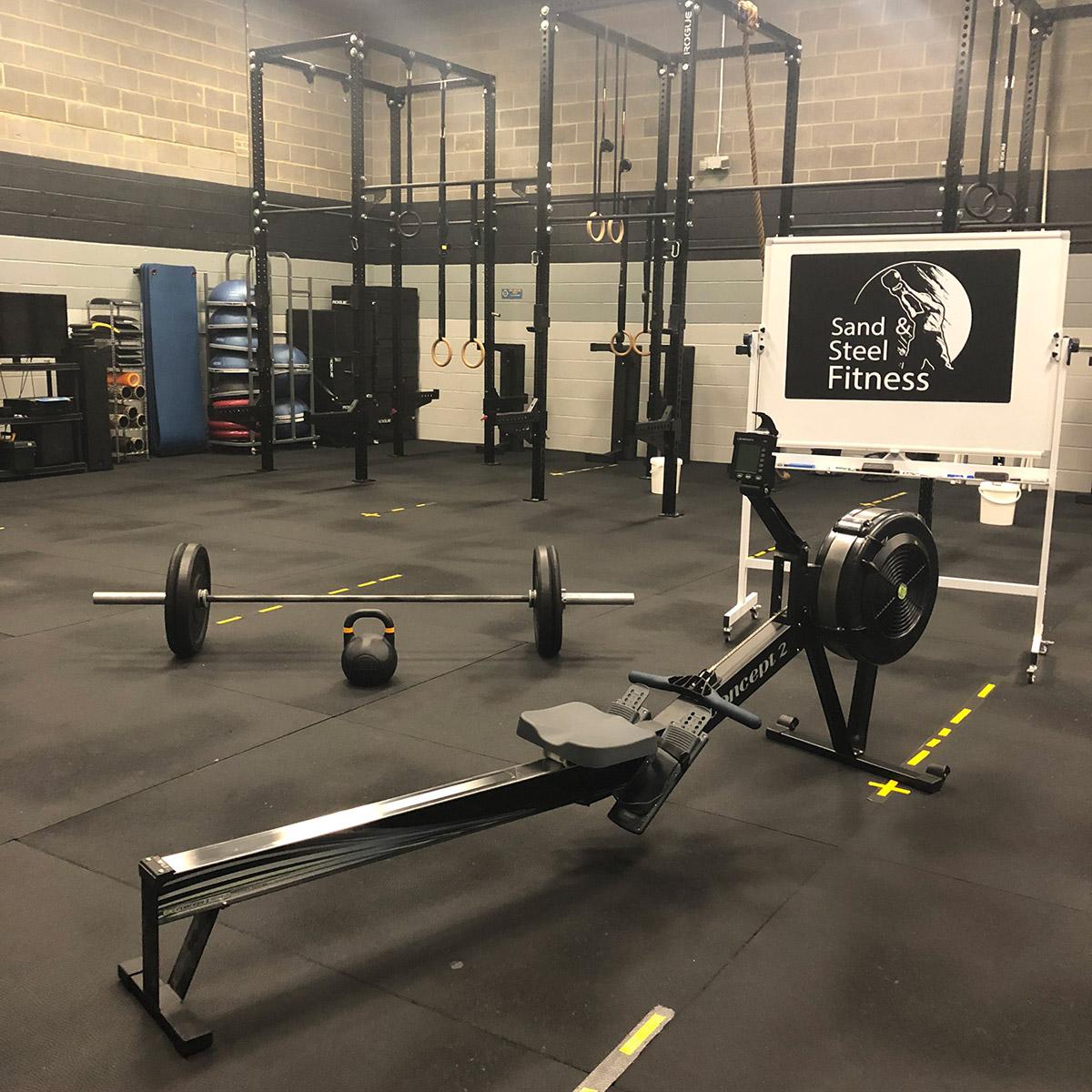 Open Gym Membership Alexandria VA Virginia