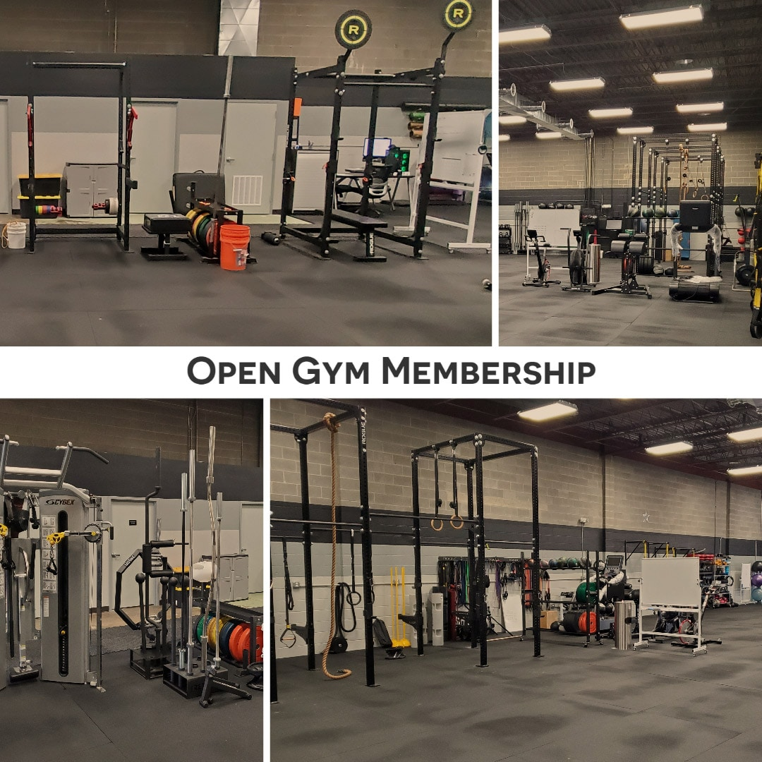Open Gym Membership Alexandria