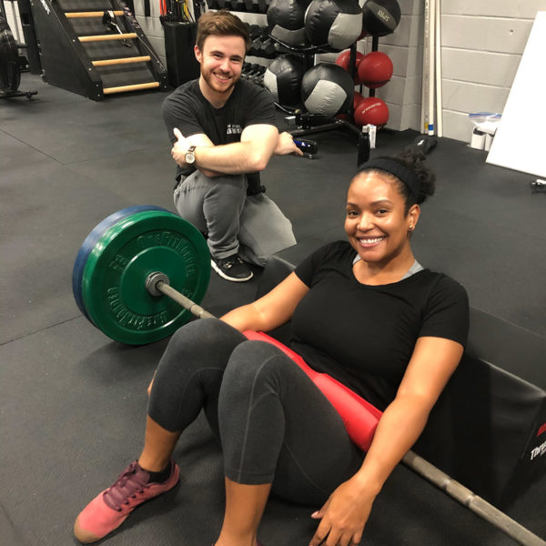 Private CrossFit Strength Training Arlington VA