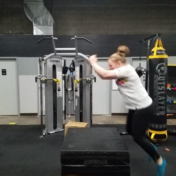 Tamsin Cybex Box Jump