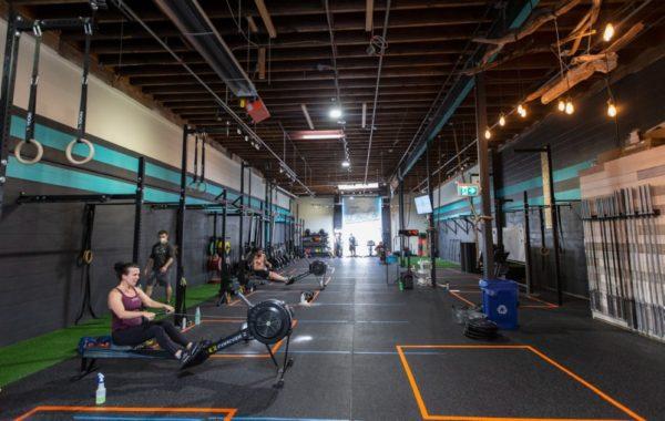 CrossFit Open Gym