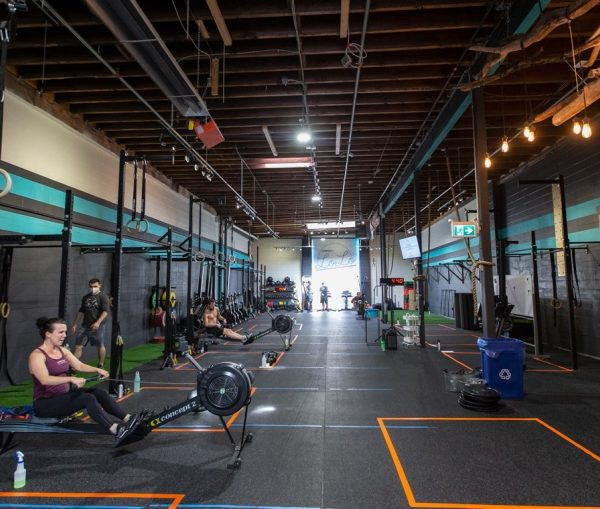 CrossFit Open Gym