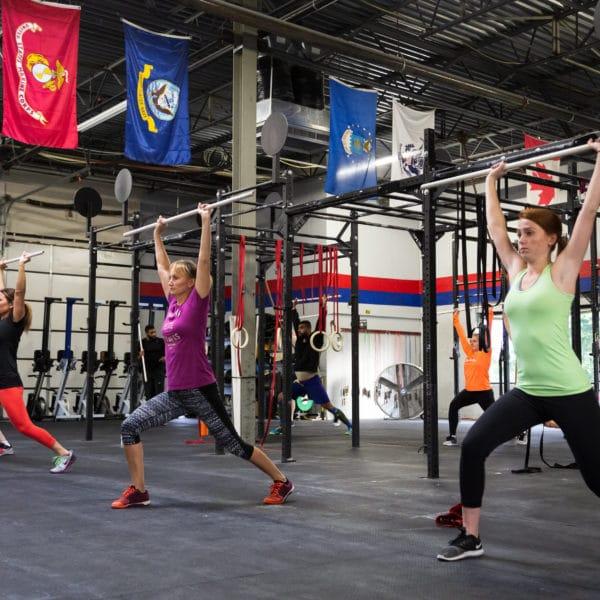 CrossFit Open Gym Northern Virginia