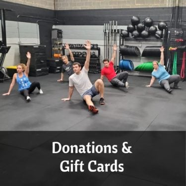 Donations & Gift Cards