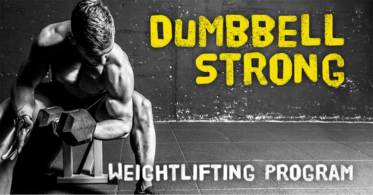Dumbbell Strong Home Workout Program